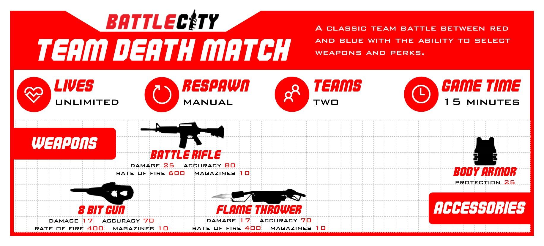 a Team Death Match